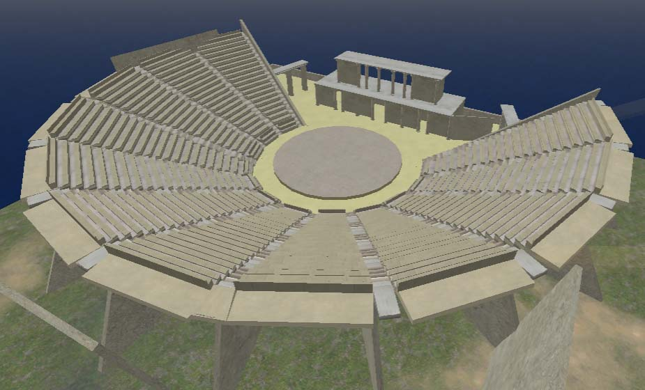 Epidauros The Greek Theatre Project